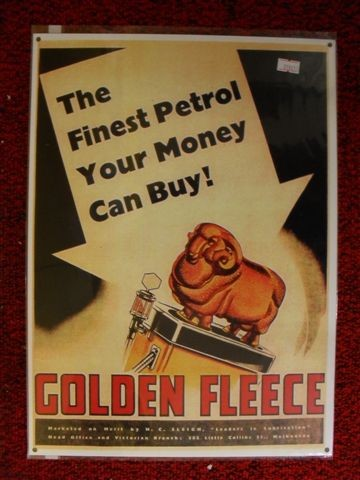 Golden Fleece Petrol