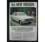 Holden HD All new