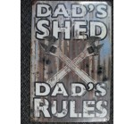 dads shed