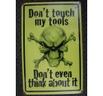dont touch tools
