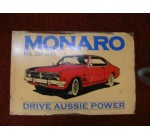 Holden Monaro HK Aussie Power