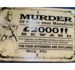 Ned Kelly - Murder